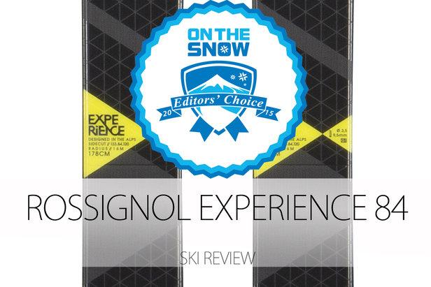Rossignol Experience 84 Editors' Choice - ©Rossignol