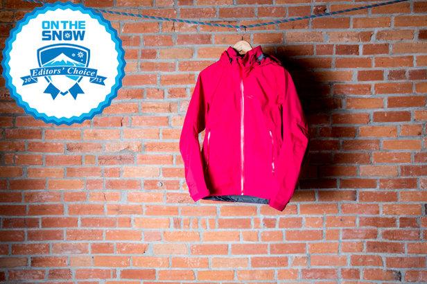 2015 women's Editors' Choice jackets: Arc'teryx Ravenna Jacket - ©Liam Doran