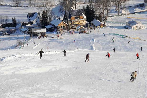 Ski Area Holzhau - ©Skigebiet Holzhau