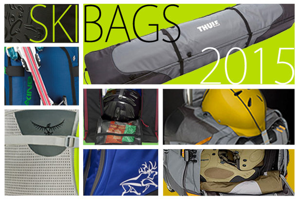 2015 Ski Bag Buyers' Guide