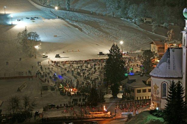 Schneefest Wildschönau in Oberau