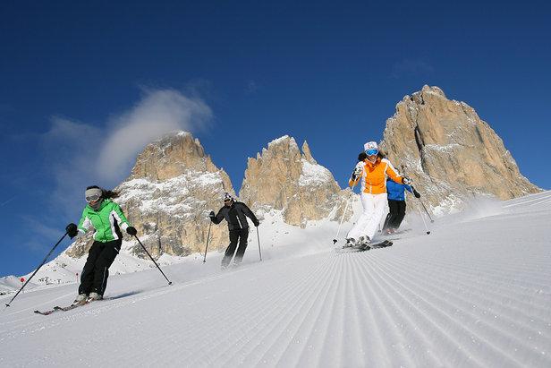 Dlhé sú pekné: 4 lyžiarske okruhy pre lovcov kilometrov - ©RBrunei/Val di Fassa
