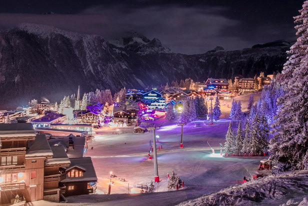 Spend Christmas in glamorous Courchevel - ©Courchevel