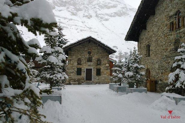 Val d'Isere Dec. 18, 2014