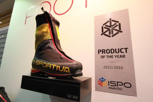 La Sportiva G2 SM - ©Skiinfo