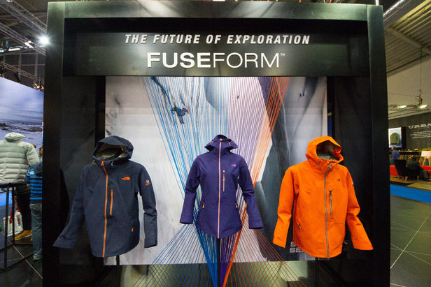 The North Face Fuseform - ©Skiinfo
