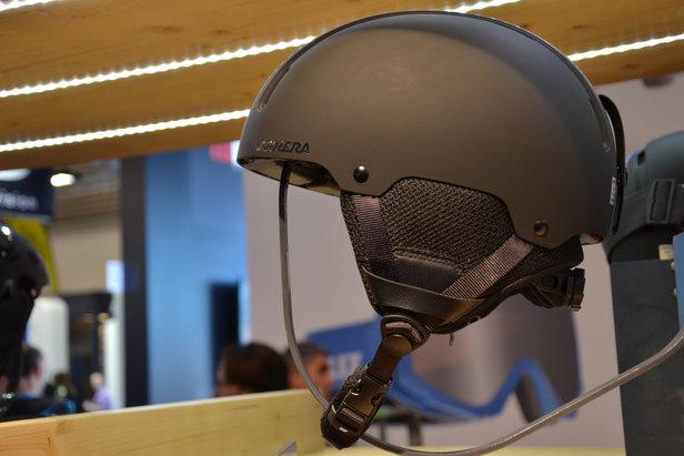 Neuer Helm von Carrera - ©Skiinfo