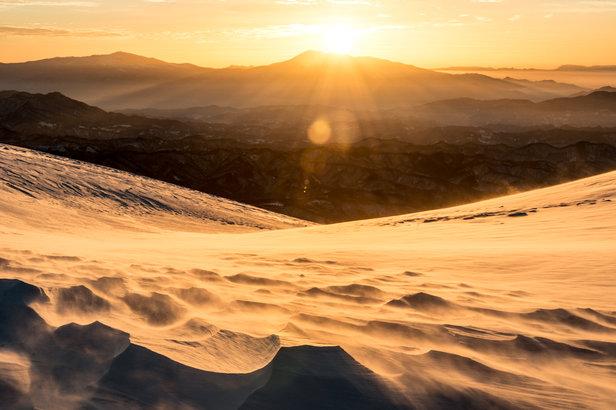 Sciare in Giappone - ©Caroline Van T Hoff