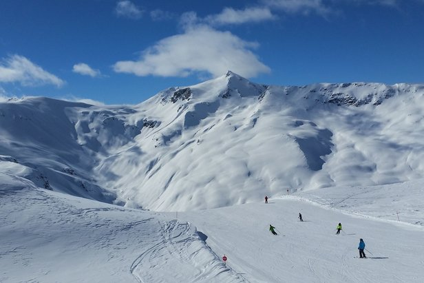 Wiosna w Livigno: od 15 kwietnia do 1 maja skipass free! - ©Carosello 3000 Ski Area Livigno Facebook