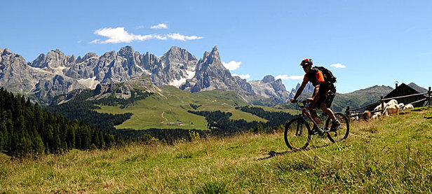 Dolomiti Lagorai Bike Grand Tour