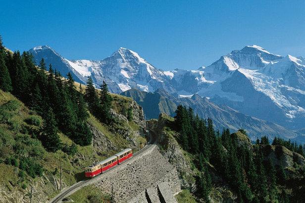 Bahn Grindelwald