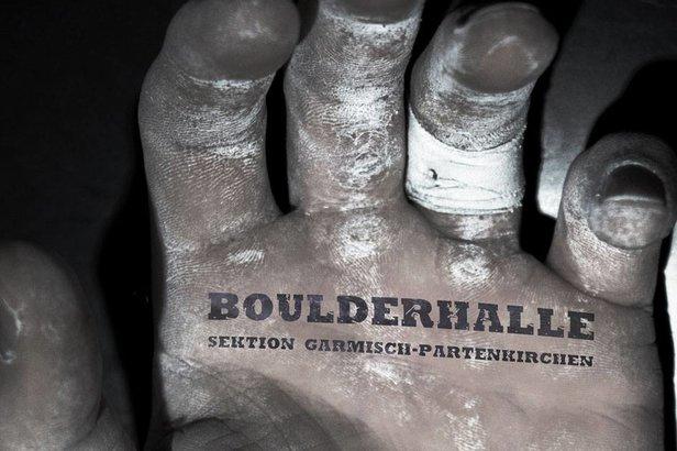 DAV Boulderhalle Garmisch Partenkirchen