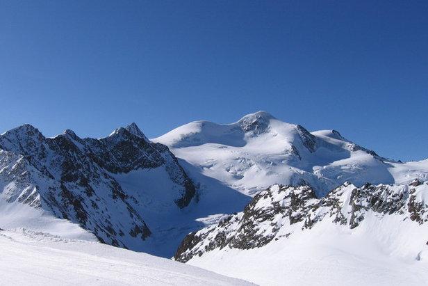 Mal kurz auf die Wildspitze: Nordtirols höchster Berg ruft