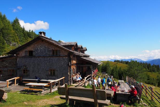 Osttirol: Eine Berghütte wie zu Opas Zeiten