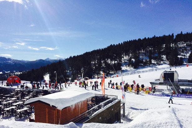 - ©Station de ski de Formiguères