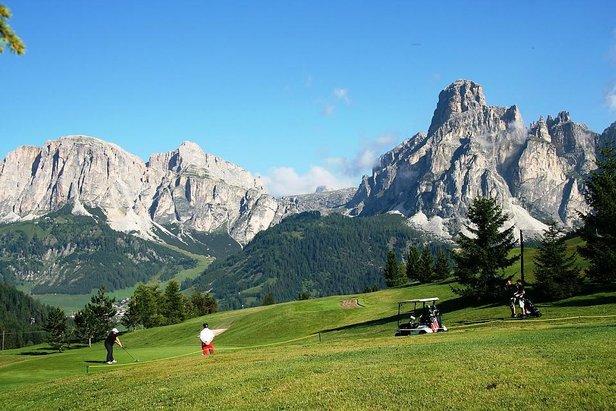 Golfclub Alta Badia in Corvara