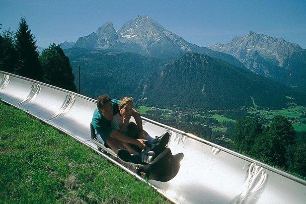 Sommerrodelbahn Obersalzberg