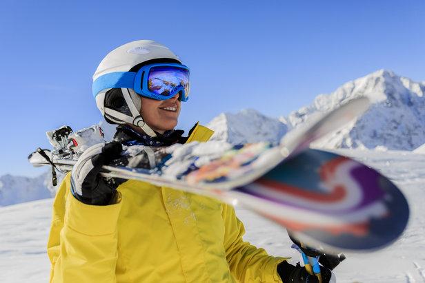 Bien s'équiper pour le ski - ©Gorilla - Fotolia.com