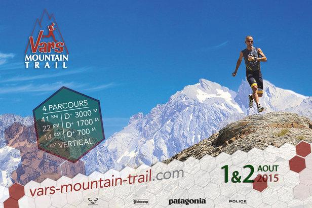 Vars Mountain Trail 2015