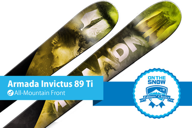 Armada Invictus 89 Ti men's Editors Choice, AMF
