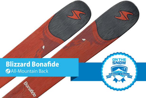Blizzard Bonafide, men's AMB Editors' Choice