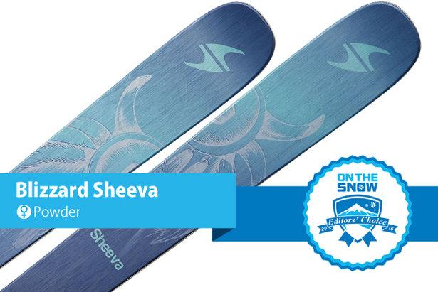 Blizzard Sheeva, women's Powder Editors' Choice