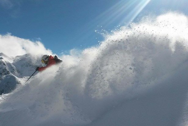 Snowstorm Photo Galleries - ©Silverton Mountain