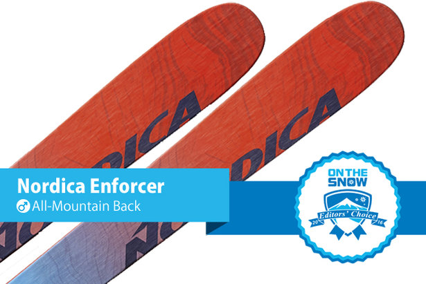 Nordica Enforcer men's AMB Editors' Choice