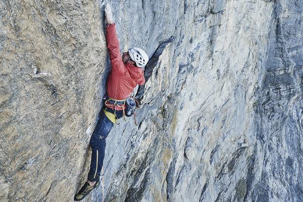 Schwierigste ''Bigwall Erstbegehung'' in der Eiger Nordwand gelungen