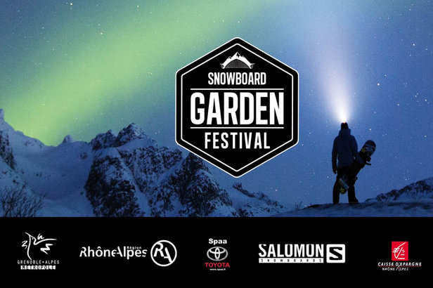 Snowboard Garden Festival 2015