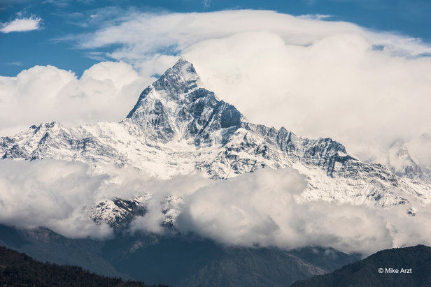 Warren Miller: Nepal - ©Mike Arzt