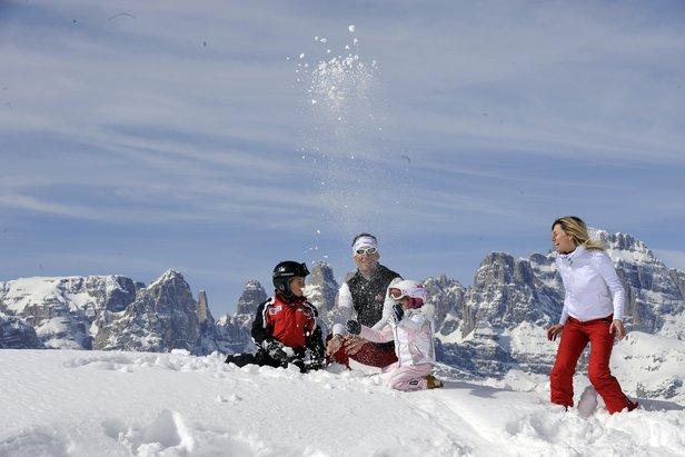 Skiarea Paganella, Speciale Famiglie - ©Visitdolomitipaganella.it