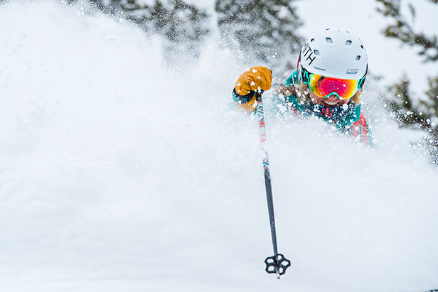Powder in Aspen Snowmass - ©Aspen Snowmass
