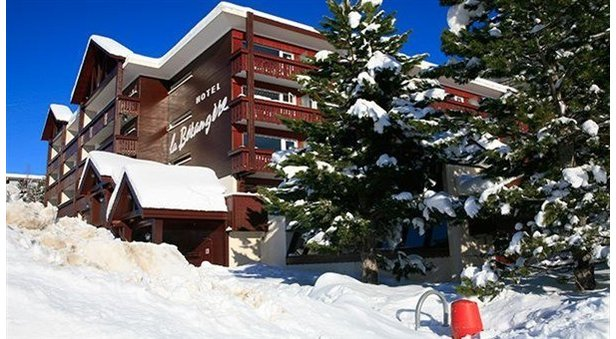 Chalet Hotel Berangere, Les Deux Alpes, France - ©Mark Warner