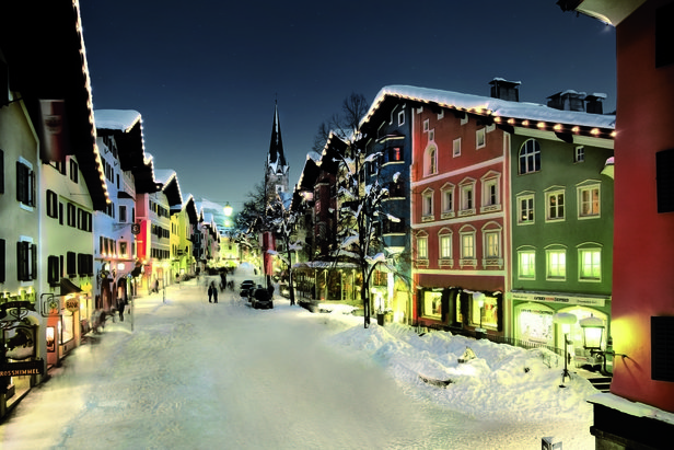 Christmas in picture-perfect Kitzbuehel - ©Markus Mitterer