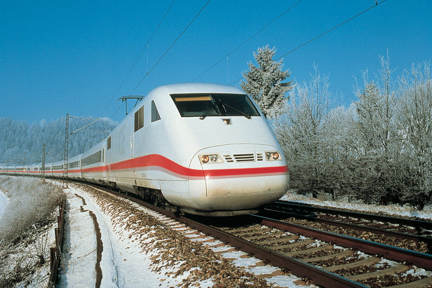 ICE - Deutsche Bahn - ©Deutsche Bahn