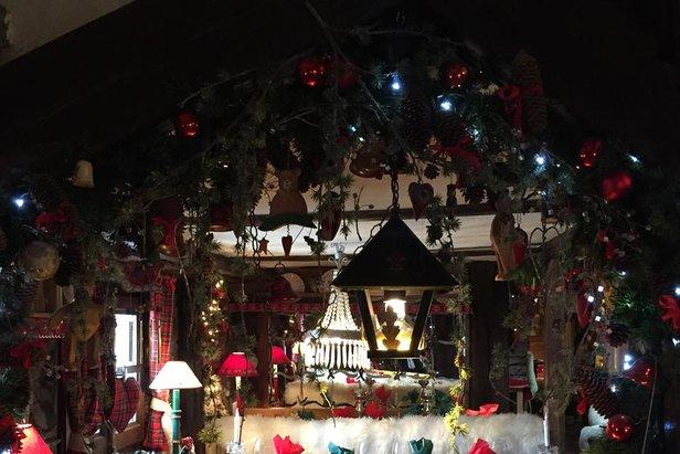 Inside Chez BaBeth's magical grotto - ©Chez BaBeth
