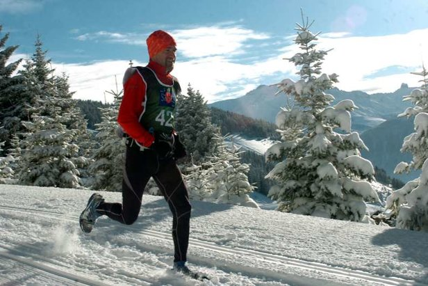 Trail de Noël aux Saisies - ©OT Les Saisies