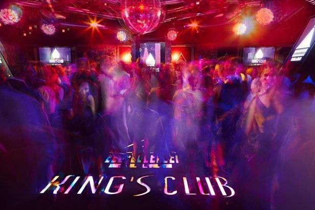 Kings Club at Hotel Badrutt, St. Moritz - ©Kings Club at Hotel Badrutt