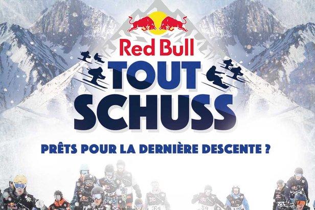 Red Bull Tout Schuss - ©Office de tourisme des Orres