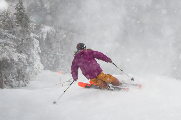 Whiteface received more than a foot of fresh snow - ©ORDA/Whiteface Lake Placid