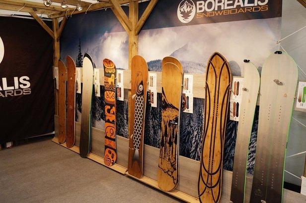Borealis Killer Quiver - ©Facebook Borealis-snowboards