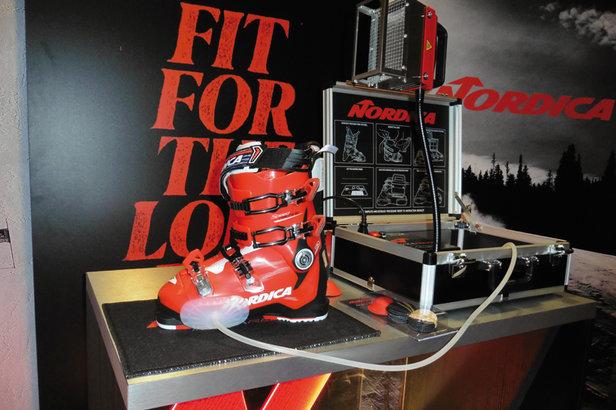 Speedmachine, la nuova linea di scarponi Nordica - ©Nordica