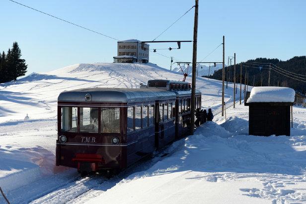 Tramway du Mont‐Blanc - ©La Compagnie du Mont-Blanc