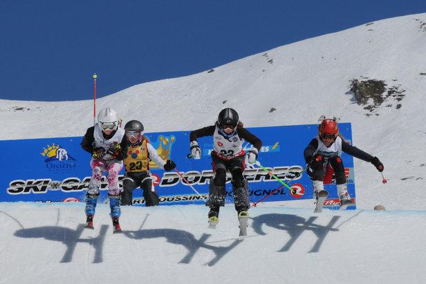 Ski Games Rossignol orcieres - ©Gilles Baron