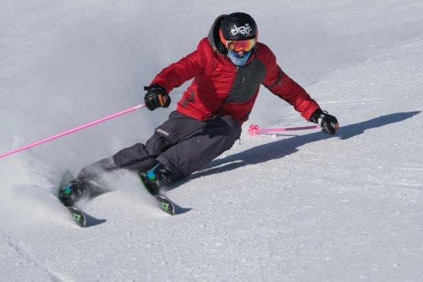 Strategic spring skiing - ©Chaos