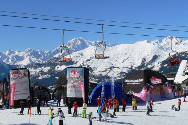 The Winter Tour - ©Poolsciitalia.com