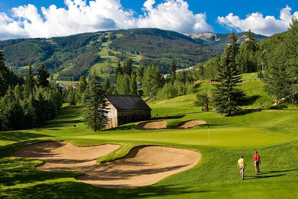 Beaver Creek Golf Club's RTJ Jr.-designed course is one of the oldest in Vail Valley and one of the best in the state. - ©Jack Affleck
