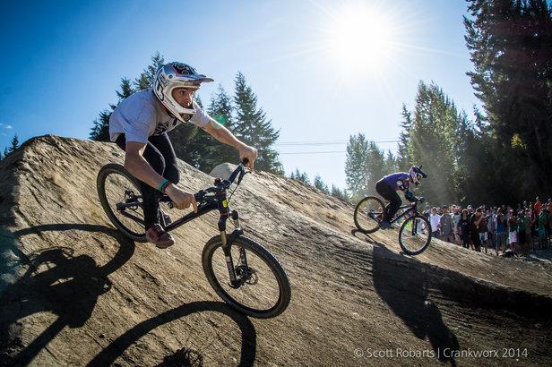 Les Gets accueille le Crankworx World Tour 2016 - ©Scott Robarts / Crankworx