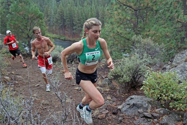 The Deschutes River Trail is a favorite of Bend trail runners. - ©XTERRA National Championship Race